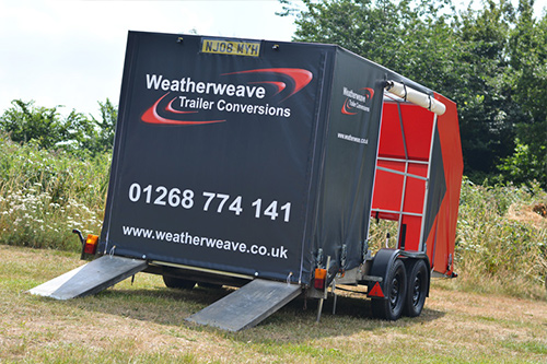 Race Awnings Truck Awning Trailer Conversions